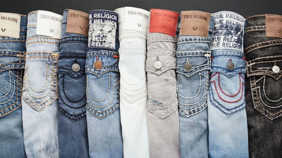 9ed134c4b5 True Religion Brand Jeans filed for bankruptcy protection Wednesday