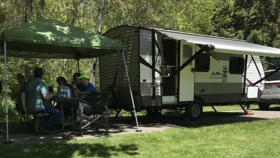 These Michigan campgrounds still have availability for July 4 | WPBN