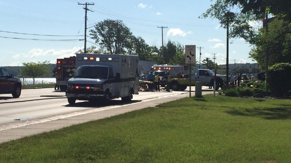 Deadly crash shuts down three lanes of U S  31 | WPBN