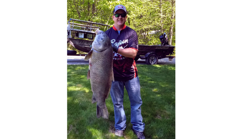 Record breaking fish caught in Grand River | WPBN