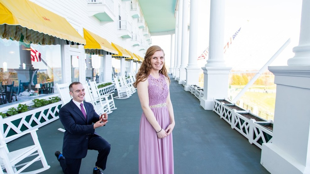 Grand Hotel Celebrates First Proposal Of New Season Wpbn