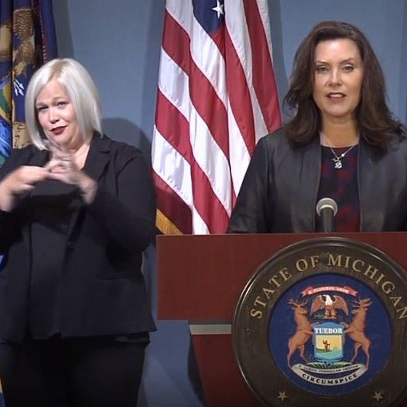 Governor Whitmer Signs Order Reopening Gyms Pools Permitting Organized Sports Wpbn