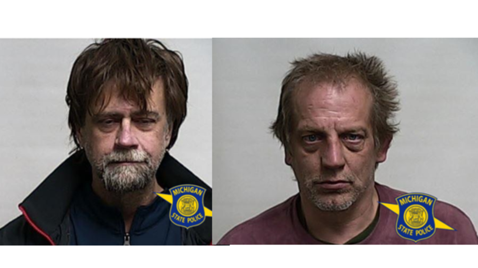Two arrested in northern Michigan for human trafficking