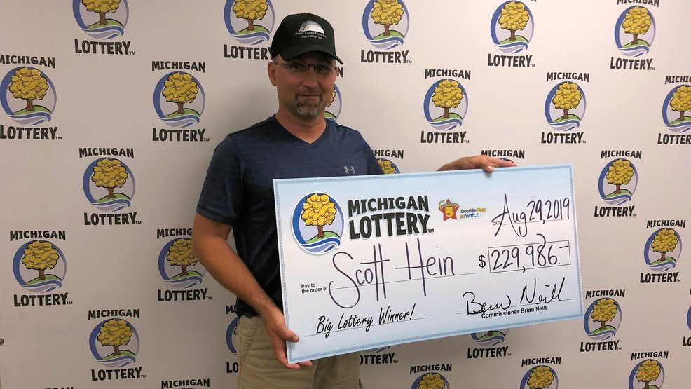 Presque Isle County man wins lottery on ticket bought online